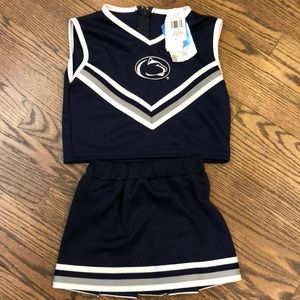 Other - Girls Penn State Cheerleader outfit